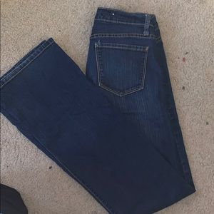 Forever 21 Bootcut Jeans